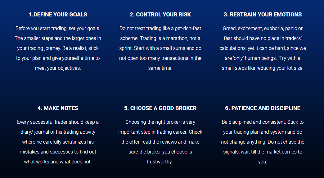 Vortex binary options